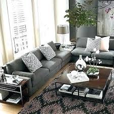 Furniture Dazzling Dark Gray Couch Living Room Ideas 4 Dark Gray
