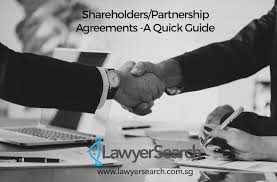 Shareholders Agreement Vs Partnership Agreement - What's The ...