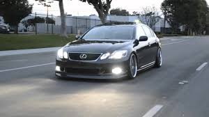 SoCal Static Lexus GS350 - YouTube