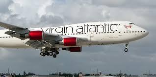 virgin atlantic flight information