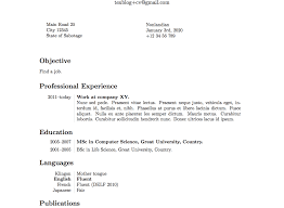 Latex Resume Templates Professional Probation Officer Trainee