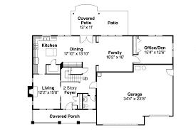 Bungalow House Plans   Cavanaugh     Associated DesignsBungalow House Plan   Cavanaugh     st Floor Plan