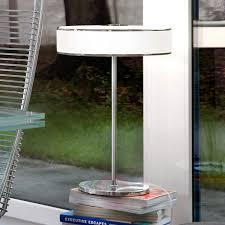 Tafellamp Lampenkap Decagon Mat Nikkel Lampenkappen Voor