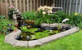 Small Picture Backyard pond designs Photo 3 Design your home