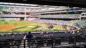 is section 262 row c at progressive field ok seats