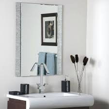 Plain Mirror For Bathroom Best Framed Bathroom Mirrors Ideas