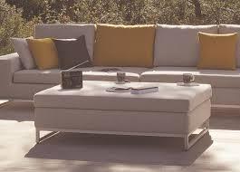 Footstool Coffee Table
