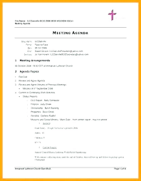 Agenda Meeting Template Word Interesting Meeting Reports Format Best Resume Templates Report Sample Word