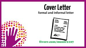 Write Formal Informal Letter Cover Letter Or Linkedin Page