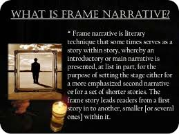 Frame Narrative In Frankenstein