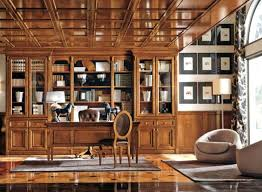 classic home office. Wood Classic Home Office