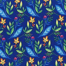 michael miller frolic by tamara kate dc7541 royal maggie jean 10 30 yd