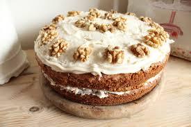 Carrot Cake Baking Mad