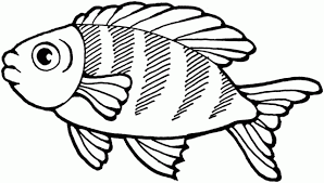 Printable Fish Coloring Pages Tropical And Non Tropical Gianfredanet