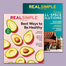 free subscription to real simple