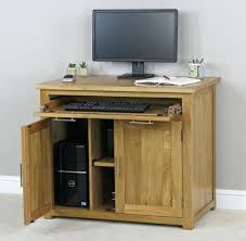 Hideaway Computer Desk Smallhideaway Storage Office Max Desk With  In Hideaway  Computer Desk (View