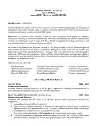 Visiting Nurse Sample Resume Audit Cover Letter It Report Example And Fire Sprinkler Installer 10