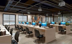 open ceiling lighting. Open Ceiling Lighting With Luxury Design Centemporary Decoration Pop For Ceilings Of Office G