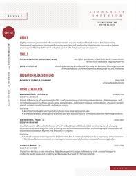 Resume Accent Marks Eliolera Com Resume For Study