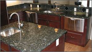 verde erfly granite countertop