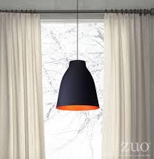 zuo modern bronze pendant light image 0