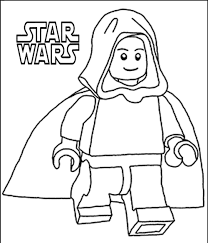 Free Online Lego Star Wars Coloring