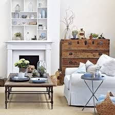 White Living Room Ideas Ideal Home Mesmerizing White On White Living Room Decorating Ideas