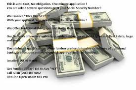 tiny house loans. No Automatic Alt Text Available. Tiny House Loans T
