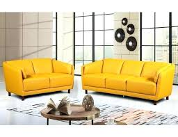 light yellow leather sectional sofa mustard superb couch furniture home improvement gorgeous fashio