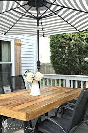 cheap homemade furniture ideas. Cheap Home Decor: How To Update An Outdated Outdoor Furniture Homemade Ideas I