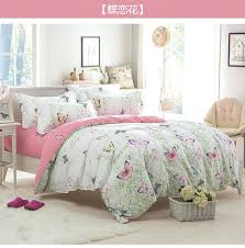 soft cashmere like 4pcs twin full queen king size bed quilt duvet doona cover set sheet