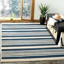 safavieh indoor outdoor rug courtyard stripe navy beige indoor outdoor rug safavieh courtyard trellis indoor outdoor