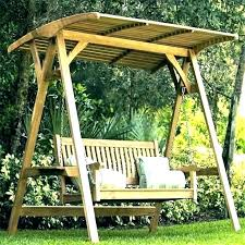 patio swings with canopy best swing yard frame garden chair r furniture hammock replacement cushions and patio swings with canopy