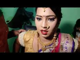 thaskebaaz lavni look makeover beautician makeup artist kamini bhoir by my dreams beauty