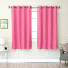 63 blackout curtains aurora home star struck grommet top inch thermal insulated blackout curtain panel pair
