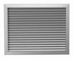 Sichtschutzgitter 425 X 325 Mm Aluminium Weiß Lüftungsgitter