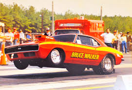 North Carolina Drag Racing Hall of Famers...Ronnie Hood and Charles  Carpenter - DRAG CITY NEWS