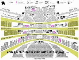 Nokia Theater Seating Chart New Smoothie King Arena Seating