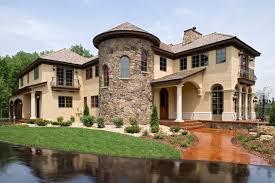 Custom Home Exteriors Concept