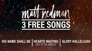 Worship Together 3 Christmas Songs From Matt Redman