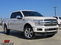 2018 Ford F-150 Platinum 4X4 Truck For Sale Pauls Valley OK ...