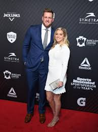 J j watt has succeeded in engraving his name in the world of american football as a result of his uncommon talent. Nfl Star J J Watt Announces Engagement Cnn Video