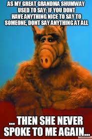 Alf Quotes