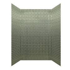 Shop MirroFlex Savannah Galvanized Fiberglass/Plastic Composite ...