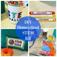 Design Your Own Homeschool Create Your Own Homeschool Stem Kit Half Mom Half Amazing