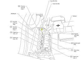 2005 titan left turn signal won't work on trailer 5 flat into 7