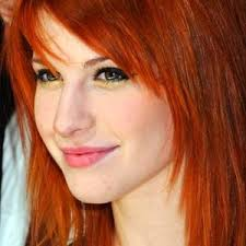 celebrity makeup files hayley williams