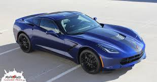 All Chevy chevy c7 : C7 RALLY : 2014 - 2018 Chevy Corvette C7 Racing Stripe Rally Hood ...