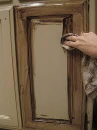 white painted glazed kitchen cabinets. Kitchen Pretty White Painted Glazed Cabinets Remarkable Regarding Best 25+ T