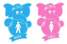 boys and girls bathroom signs. Custom Bathroom Signs Boys And Girls
